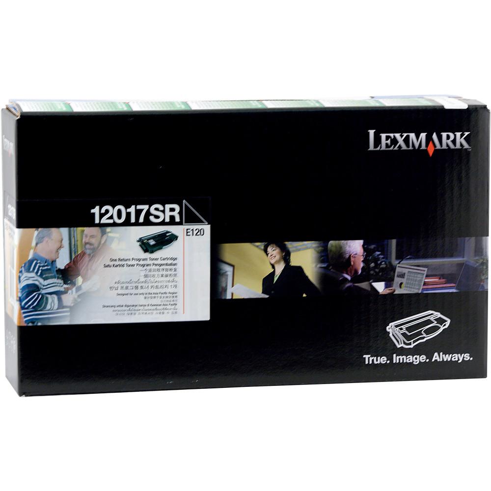 Lexmark 12017SR Toner Cartridge Black