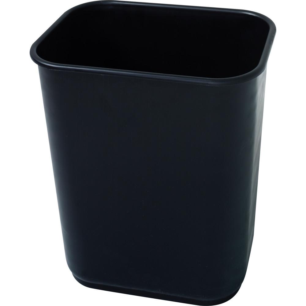 Jastek Rectangular Waste Bin 39 Litres Grey