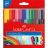 Faber-Castell Connector Pen Art Set Assorted Wallet of 14