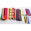 Jasart Pipe Cleaners Cotton 15cm Assorted Pack of 1000