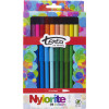 Texta Nylorite Colouring Marker Assorted Pack Of 36