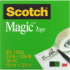 SCOTCH 810 MAGIC TAPE 19mmx33m Roll