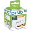 DYMO LABELWRITER LABELS Paper Address 28x89mm 30251 Box of 260 White