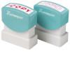 XStamper Stamp CX-BN 1138 Clients Copy Blue