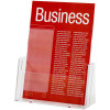 ESSELTE BROCHURE HOLDER A4 Free Standing Portrait