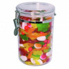 CONNOISSEUR CANISTERS ACRYLIC Round 1.75Litres