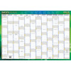 WRITERAZE YEAR PLANNER Recycled 500X700Mm Green