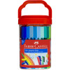 Faber-Castell Connector Pen Pack of 50