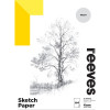 REEVES ARTIST SKETCH PAD A5 90GSM 30 Sheets