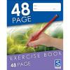 Sovereign 225x175 Exercise Books 8mm 48pg