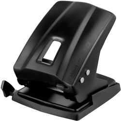 Maped Essentials Hole Punch 2 Holes 45 Sheets Black