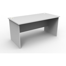 RAPIDLINE DESK 1500mm W x 750mm D x 730mm H Light Grey