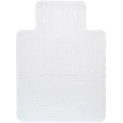 RAPIDLINE CHAIR MAT FOR CARPET Dimpled Small Commercial 1200Mm X 915Mm