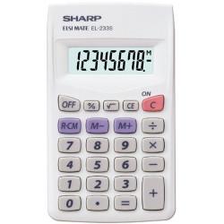 Sharp EL233B Desk Calculator Desk Calculator 103x60x8.3mm