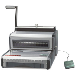 QUPA D310 ELECTRIC WIRE Binding Machine Adjustable Margins