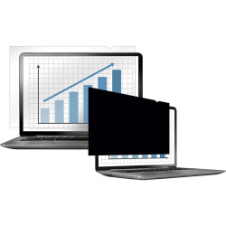 FELLOWES PRIVACY FILTER LAPTOP Fits 17Inch Widescreen