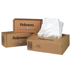 Fellowes Powershred Waste Bags H 1260mm x D 2040mm Pack of 50