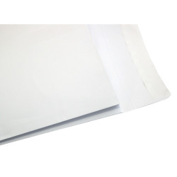 CUMBERLAND ENVELOPE EXPANDABLE 340mm x 229mm Strip Seal Plain White Box of 100