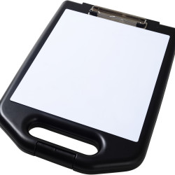 Marbig Storage Clipboard With Whiteboard