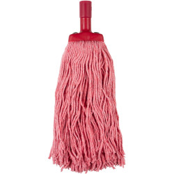 Cleanlink Mop Heads 400gm Red