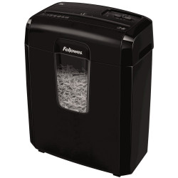 FELLOWES 9C SHREDDER Cross Cut 9 Sheet Capacity