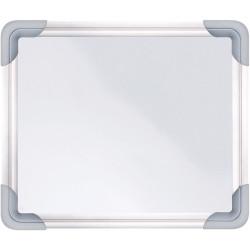 Zart Whiteboard 25cmx21cm Aluminium Frame