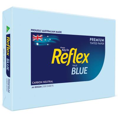 Reflex Copy Paper Tinted A4 80gsm Blue Ream of 500
