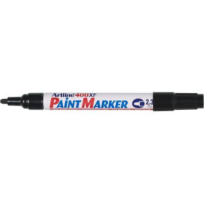 Artline 400Xf Paint Marker Medium Bullet 2.3mm Black