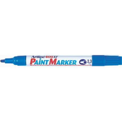 Artline 400Xf Paint Marker Medium Bullet 2.3mm Blue