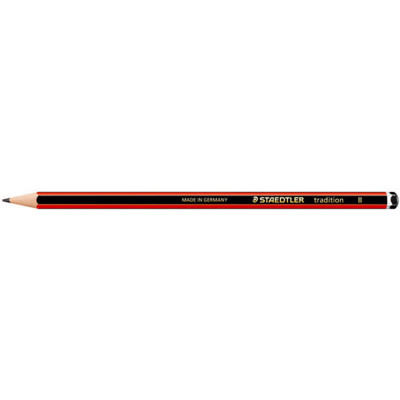 Staedtler 110 Tradition Graphite Pencil B