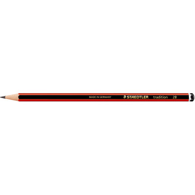 Staedtler 110 Tradition Graphite Pencil 2B
