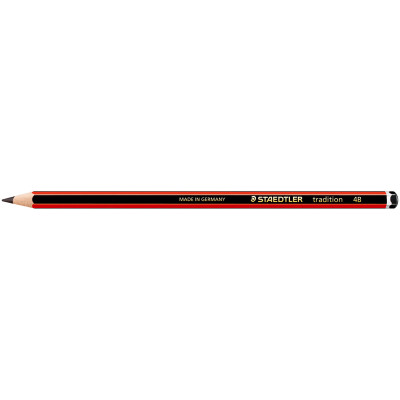 Staedtler 110 Tradition Graphite Pencil 4B