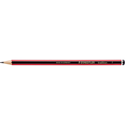 Staedtler 110 Tradition Graphite Pencil F