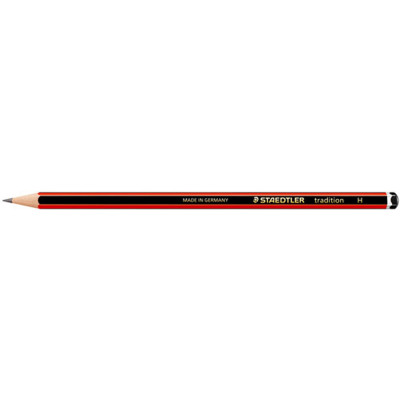 Staedtler 110 Tradition Graphite Pencil H