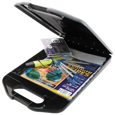 Marbig Storage Clipboard A4 Black