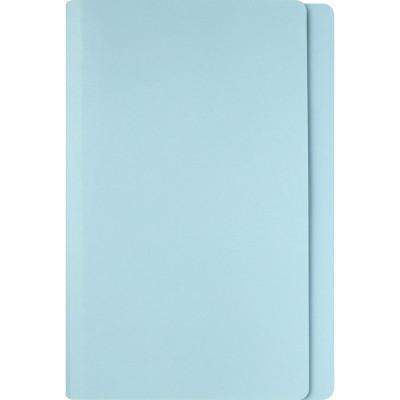 Marbig Manilla Folders Foolscap Light Blue Box Of 100