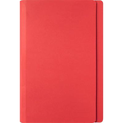 Marbig Manilla Folders Foolscap Red Box Of 100