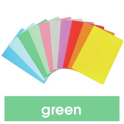 Marbig Manilla Folders Foolscap Green Pack Of 20