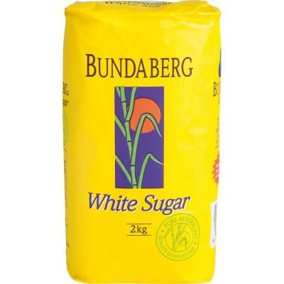 Bundaberg White Sugar 2kg Pack