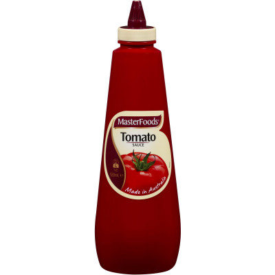 Masterfoods Tomato Sauce 920ml Squeeze Pack