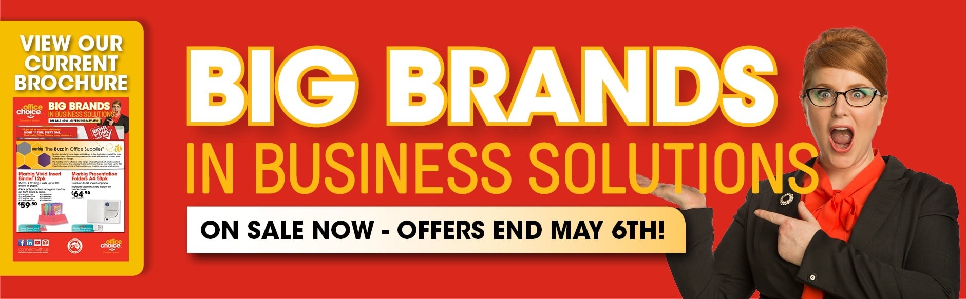 Big Brands in Business Solutions