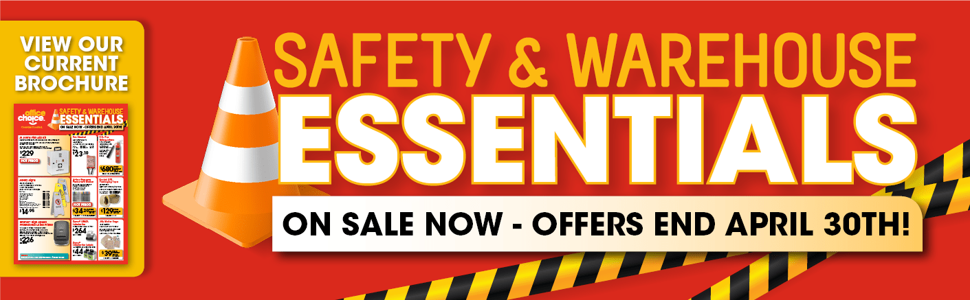 Safety and Warehouse Essentials